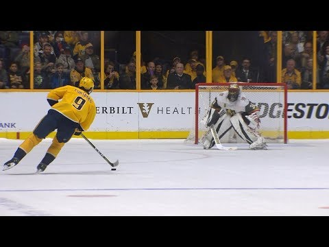Subban, Smith spearhead Golden Knights to SO win