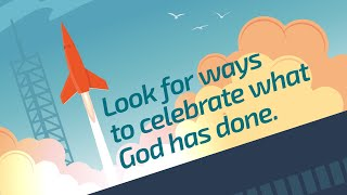 KidzChurch 9.26.21 - Celebrate what God has done.