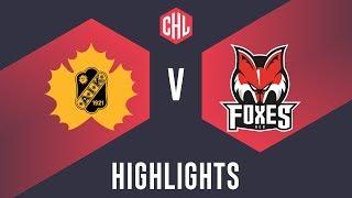 Highlights: Skellefteå AIK vs. HC Bolzano
