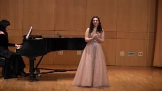 Far From the Home I Love -Paula Shtein Senior Recital