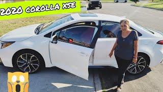 Le compre un auto nuevo a mi mama 2020 Corolla XSE 🙌🏻✅