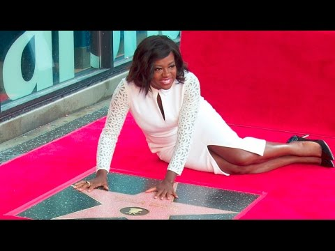 Thumbnail: Viola Davis Star on the Hollywood Walk of Fame