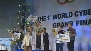 World Cyber Games 2001 - Первый чемпионат мира по компьютерным играм. (c) GreenJek(В далеком 2001 году, когда мы еще не знали, что такое YouTube, GreenJek в составе одной из сборных попал в Южную Корею..., 2016-12-11T20:06:29.000Z)