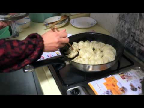 Chinese Recipe: How to Fold and Cook Pan Fried Dumplings – Goodbye Jiaozi