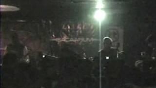 """ISACAARUM ( CHEKZ REP ) LIVE """" BAR LADUANA"""",VALPARAISO, CHILE 17/03/2007."""