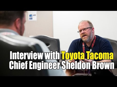 Interview: Toyota Tacoma Engineer On Improvements, Luxury Mi