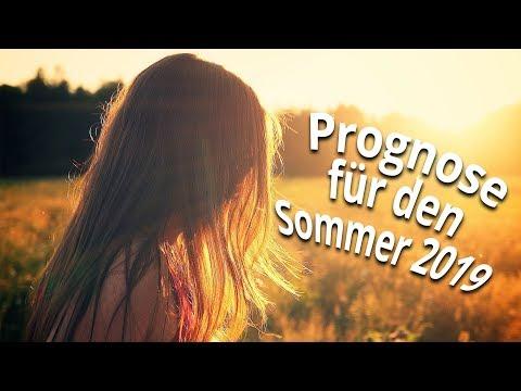 Wetterprognose für Sommer 2019: Wird es wieder heiß?