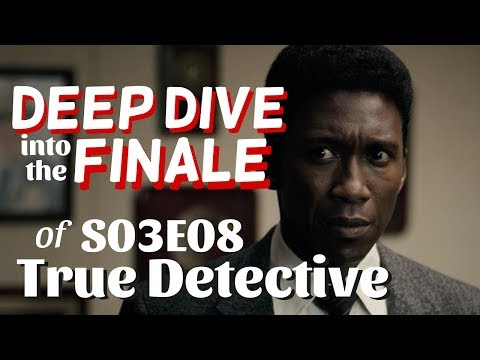 True Detective S03E08: A Very Different Look At The Finale