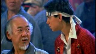 The Karate Kid Part II Trailer