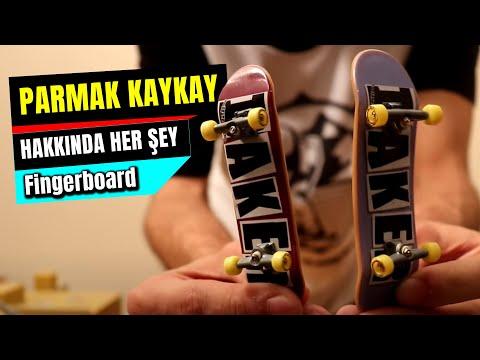 Fingerboard Nedir ?