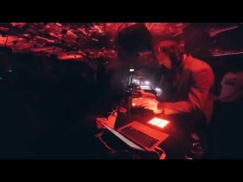 Moonbeats Broadcast  DAEDELUS DJ Set in Velvet Underground Dance, Zouk Singapore 2015