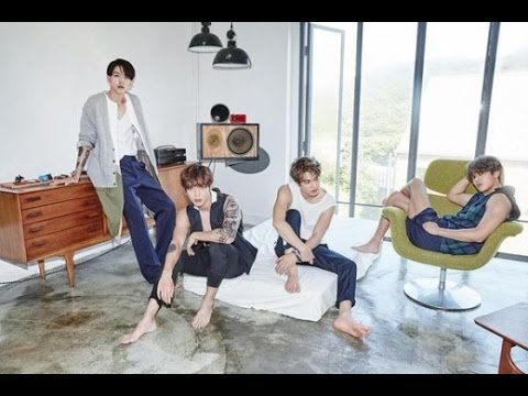 CNBLUE Cinderella Together Colors Album
