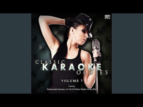 Sunday Kind of Love (In the Style of Etta James) (Karaoke Version)
