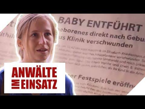 Als Baby entführt! Belügen ihre Eltern sie ihr ganzes Leben lang? | 1/2 | Anwälte im Einsatz | SAT.1