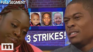 My side chick wants to be my main chick! | The Maury Show