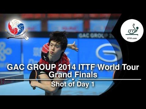 World Tour Grand Finals: Shot of Day 1