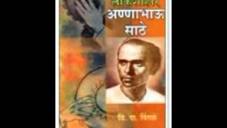 Lokshahir Anna bhau sathe