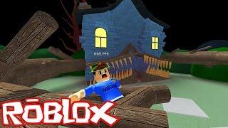 Roblox: A CASA MAL ASSOMBRADA !! - (The Haunted House)