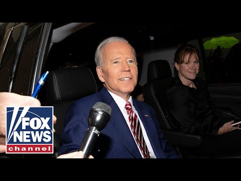 'The Five' on Biden being pressed on past controversies