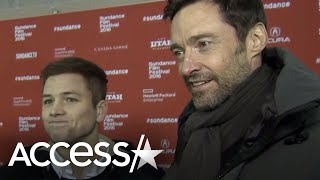 Hugh Jackman Reacts To Ryan Reynolds' Australia Day Message As Deadpool | Access Hollywood