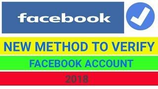 Fb verify id new trick