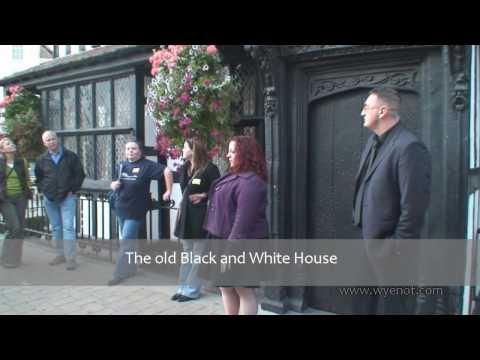 Part 1 - Ghost Walk Through Hereford City