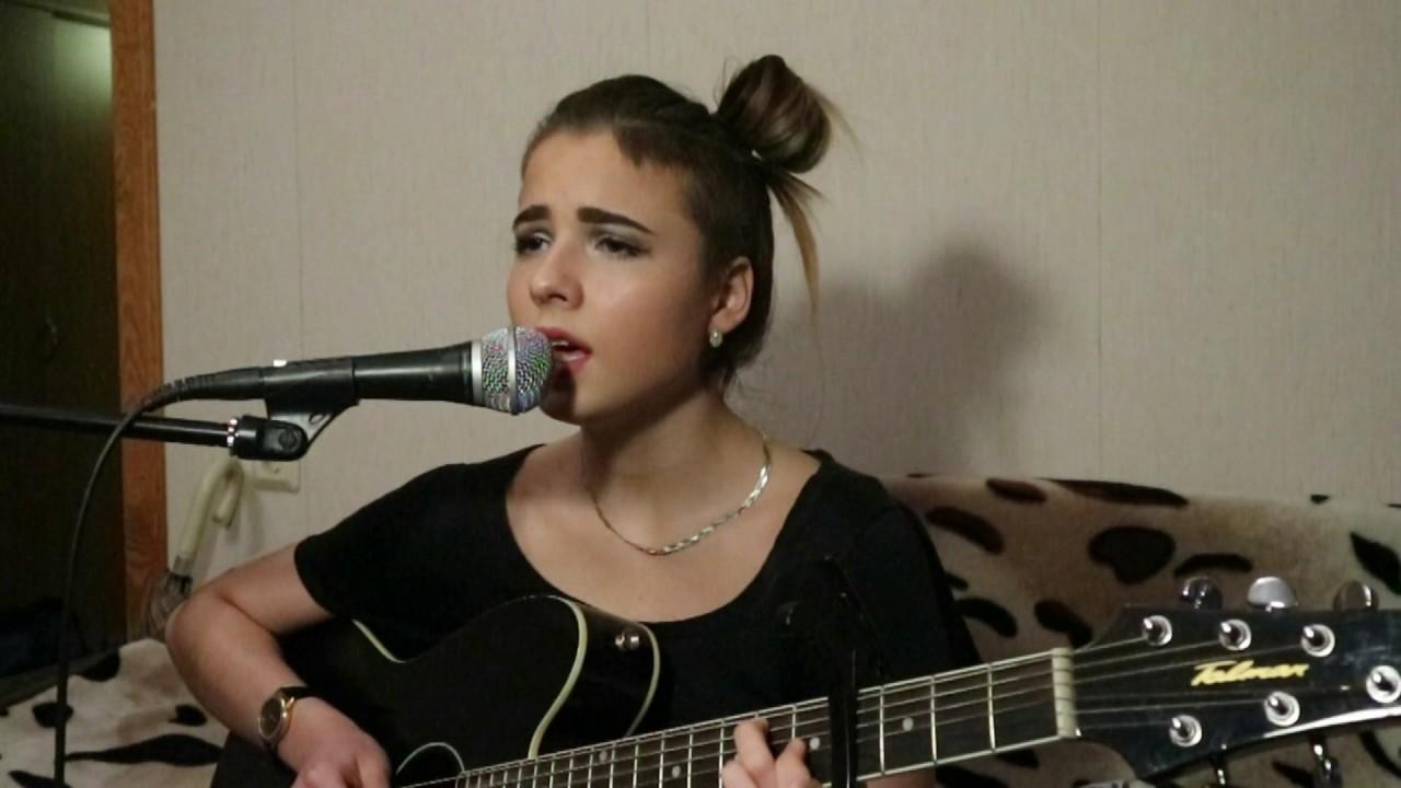 Нежность(Опустела без тебя Земля)Пахмутовой кавер под гитару(аккорды)