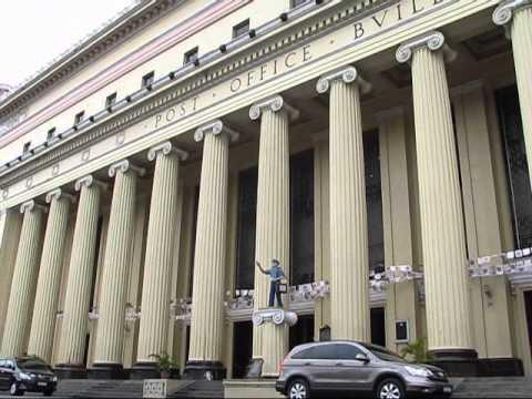 Post Office Building - Magnum Opus in Manila
