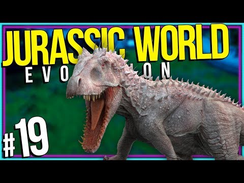 Jurassic World: Evolution | INDOMINUS REX (#19)