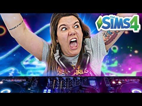 VOU VIRAR DJ! - Do Lixo ao Luxo 2 (The Sims 4)