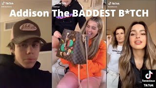 Addison Rae - The Kid Laroi - BAD B*TCH