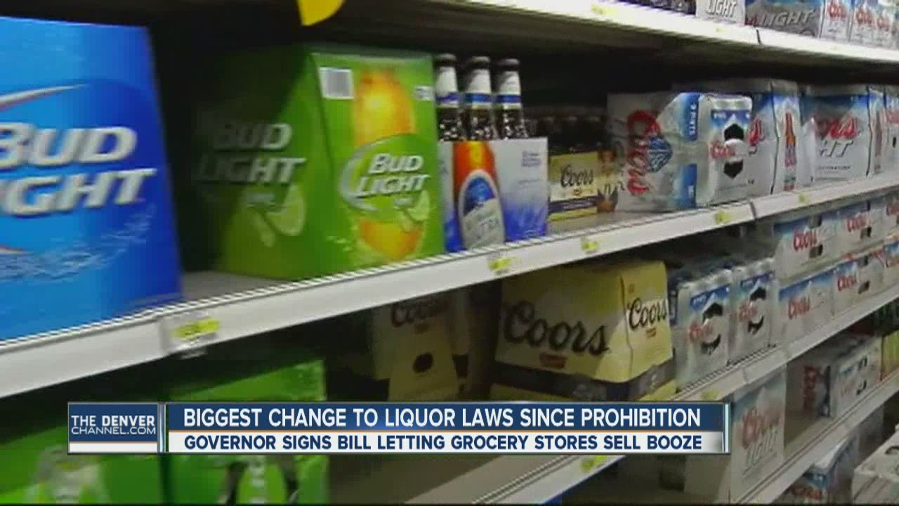 Denver Appliance Stores Biggest Change To Colorado Liquor Laws Since The End Of