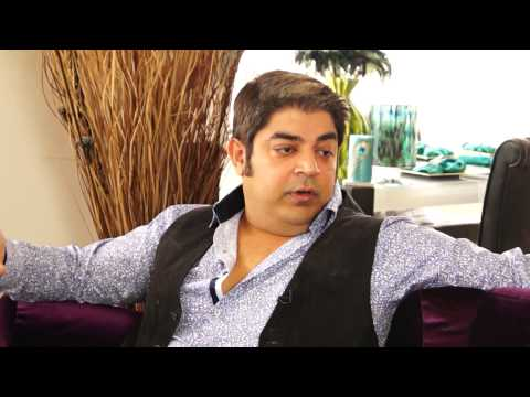 OCTV: BOLLYWOOD FASHION DESIGNER, DINESH RAMSAY