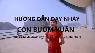 Hướng Dẫn Dạy Nhảy - Con Bướm Xuân | SWEETBOX