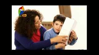 יהלי לוי ואמא מירב משולם לוי לומדים להכין נבל בתכנית מהפך בפח בערוץ הופ