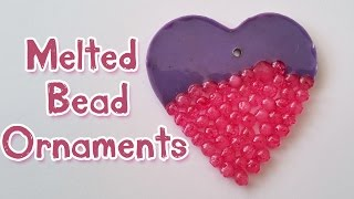 DIY Crafts -  Melted Bead Ornaments - Ana | DIY Crafts