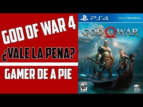 GOD OF WAR 4   ¿VALE LA PENA?   ANÁLISIS / REVIEW   CON SPOILERS   ¿El mejor de la saga?