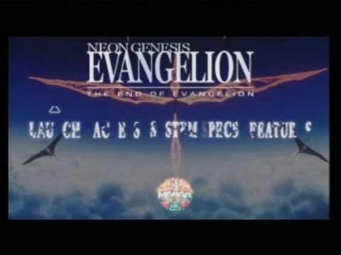 Neon genesis evangelion death and rebirth sub espantildeol - 3 1