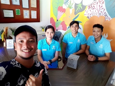 Your Pinoy tour guide at Island Inn Boracay -- Best budget hotel in Boracay!!!