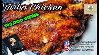 TURBO CHICKEN - Marinated Turbo Chicken Easy Recipe