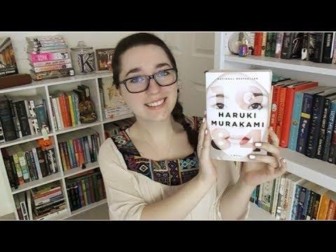 1Q84 BY HARUKI MURAKAMI | Book Review
