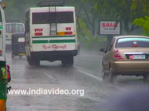 Monsoon in Assam