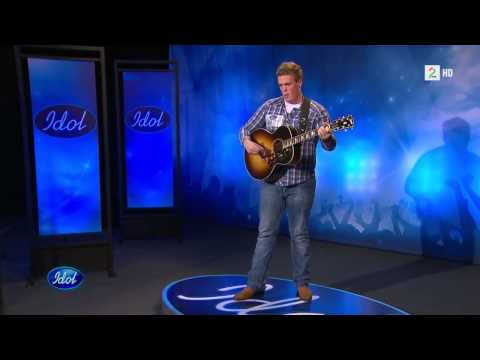 Steffen Jakobsen - Idol Audition 2013 HD
