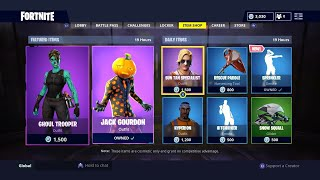 *SUBSCRIBE* FORTNITE ITEM SHOP COUNTDOWN! October 11th - New Skins! (Fortnite Battle Royale) live