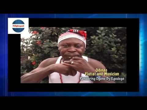 Download African Traditional Oja Musical Instrument Igbo Flute Odingo Does Egedege Akaraka