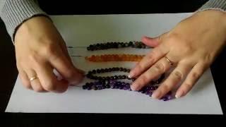 Бусины из натуральных камней из Китая(Бусины 6 мм - https://goo.gl/qLzDg1 Бусины 8 мм - https://goo.gl/G6rcrw Подписывайтесь на канал - https://goo.gl/i4k9iD Заходите в группу..., 2016-06-14T11:06:38.000Z)