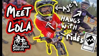 This 9 Year Old Rides Harder Than You // The Singletrack Sampler
