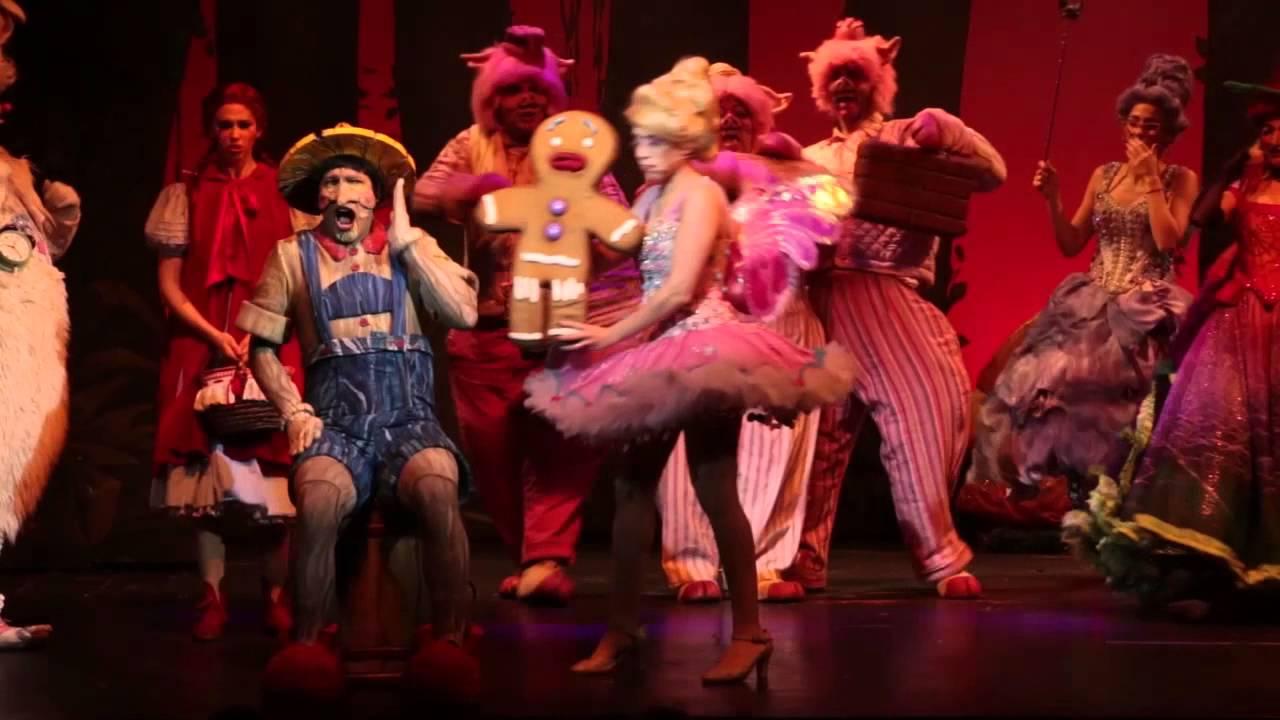 shrek musical freak flag el stage argentina freaks company