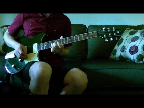 """Rocksmith iOS - Alt. Lead - The Notetrackers """"Amazing Grace"""" (Hands View Only)"""