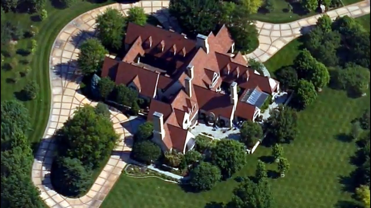 Expensive Homes in Kansas - YouTube